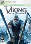 Viking: Battle for Asgard Xbox 360 Front Cover