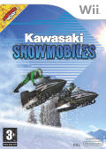 Kawasaki Snowmobiles Wii Front Cover