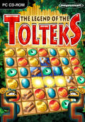 The Legend of the Tolteks Windows Front Cover