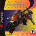 Mars Matrix Dreamcast Front Cover