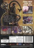Spider-Man 2: The Game Windows Back Cover