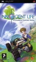 Innocent Life: A Futuristic Harvest Moon PSP Front Cover
