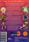 Action 52 Genesis Back Cover