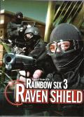 Tom Clancy's Rainbow Six 3: Raven Shield Windows Other Keep Case - Front