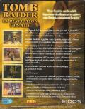 Tomb Raider: The Last Revelation Windows Back Cover