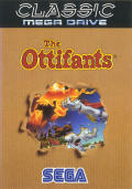 The Ottifants Genesis Front Cover
