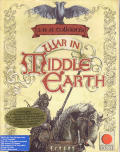 J.R.R. Tolkien's War in Middle Earth DOS Front Cover