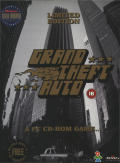 Grand Theft Auto (Limited Edition) DOS Front Cover