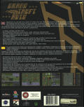 Grand Theft Auto (Limited Edition) DOS Back Cover