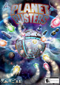 Planet Busters Windows Front Cover