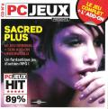 Sacred Plus Windows Front Cover (The Underworld mention is an error)