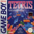 Tetris Game Boy Front Cover
