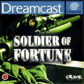 Soldier of Fortune Dreamcast Front Cover