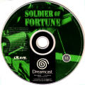 Soldier of Fortune Dreamcast Media