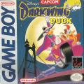 Darkwing Duck Game Boy Front Cover