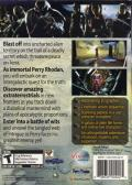 The Immortals of Terra: A Perry Rhodan Adventure Windows Back Cover