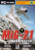 MiG-21 Interceptor Windows Front Cover