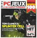 Tom Clancy's Splinter Cell Windows Front Cover Disc 3