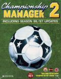 Championship Manager 2: Including Season 96/97 Updates DOS Front Cover