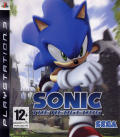 Sonic the Hedgehog PlayStation 3 Front Cover