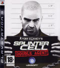Tom Clancy's Splinter Cell: Double Agent PlayStation 3 Front Cover