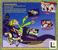 Maniac Mansion: Day of the Tentacle DOS Other Jewel Case - Back