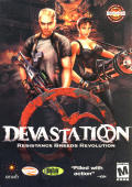 Devastation Windows Front Cover
