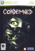 Condemned: Criminal Origins Xbox 360 Front Cover