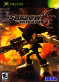 Shadow the Hedgehog Xbox Front Cover