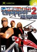 American Chopper 2: Full Throttle Xbox Front Cover