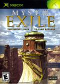 Myst III: Exile Xbox Front Cover