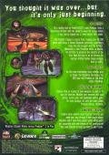 Aliens Versus Predator 2: Primal Hunt Windows Back Cover