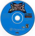 Project Justice Dreamcast Media