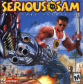 Serious Sam: The First Encounter Windows Other Jewel Case - Front