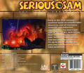 Serious Sam: The First Encounter Windows Other Jewel Case - Back