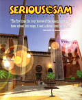 Serious Sam: The First Encounter Windows Inside Cover Left Flap