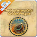 The Mysterious City: Golden Prague Windows Front Cover