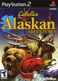 Cabela's Alaskan Adventures PlayStation 2 Front Cover