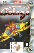 Galaga MSX Front Cover