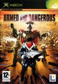Armed and Dangerous Xbox Front Cover