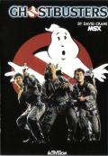 Ghostbusters MSX Front Cover