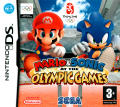 Mario & Sonic at the Olympic Games Nintendo DS Front Cover
