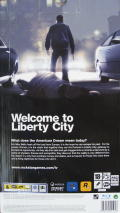 Grand Theft Auto IV (Special Edition) PlayStation 3 Back Cover
