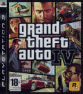Grand Theft Auto IV (Special Edition) PlayStation 3 Other Keep Case - Front