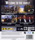 The Godfather: Blackhand Edition PlayStation 3 Back Cover