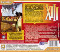 XIII Windows Back Cover