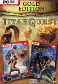 Titan Quest (Gold Edition) Windows Other Keep Case - Front