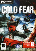 Cold Fear Windows Front Cover