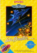 Air Buster Genesis Front Cover