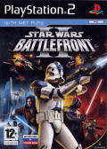 Star Wars: Battlefront II PlayStation 2 Front Cover